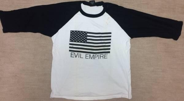 レイジ アゲインスト ザ マシーン イービル エンパイア ベースボールTシャツ XLサイズ