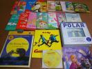 新品あり 洋書絵本21冊 しかけ絵本 CD付き アナ雪 おさるのジョージ Dr.Seuss 絵本 英語 多読