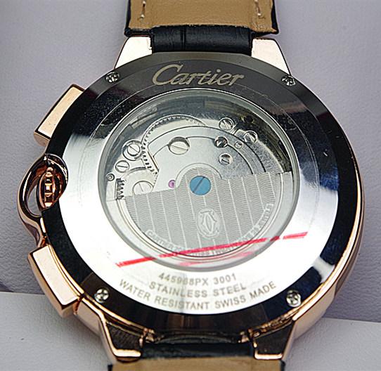 カルティエ (Cartier)バロンブルー ドゥ 時計_画像2