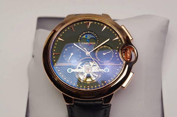 カルティエ (Cartier)バロンブルー ドゥ 時計