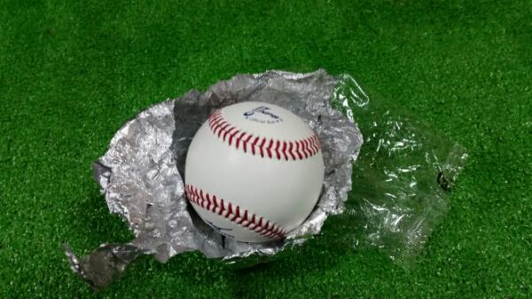 プロ野球NPB統一球 未使用球 1球 試合球