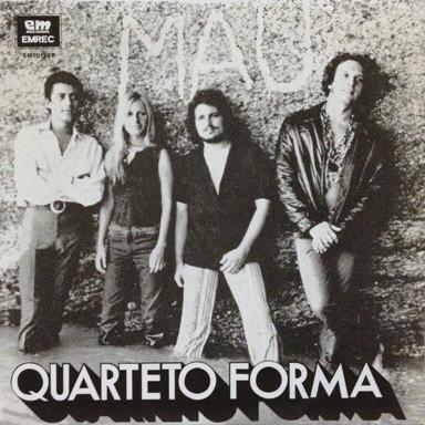 Quarteto Forma ブラジルサイケファンク限定盤_画像1