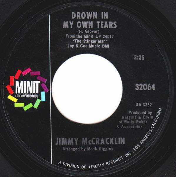 Jimmy McCracklin What's Going On Funk Soul 45 試聴_画像2