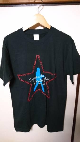 「西城秀樹 35th Anniversary ツアーTシャツ 黒M」