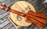 1970年代 Kamaka ソプラノウクレレ ハワイアンコア素材 良質で鳴りのいいカマカ ソプラノ ウクレレ ホワイト ラベル 貴重品
