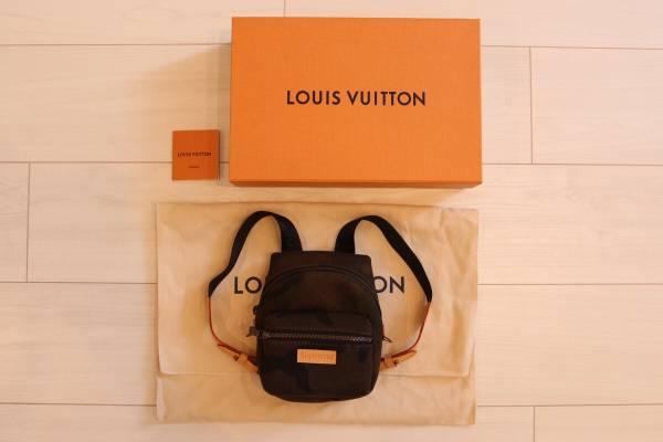 【 国内正規 】 Louis Vuitton ルイヴィトン× Supreme POP-UP STORE 限定 Apollo Bac