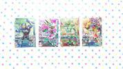 仮面ライダーバトル ガンバライジング ガシャットヘンシン 5弾 サンプルカード 非売品 レア 全4種セット