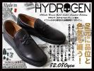 8.2万ハイドロゲン HYDROGEN 限定モデルの最高峰ABライン!品位と色気を兼ね備えたレザースリッポンシューズ レザーニーカー 靴 イタリア製