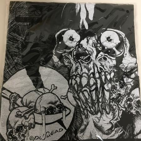 COCOBAT Tシャツ PUSHEAD METALLICAココバット パスヘッド メタリカ ハードコア バンド ライブグッズの画像