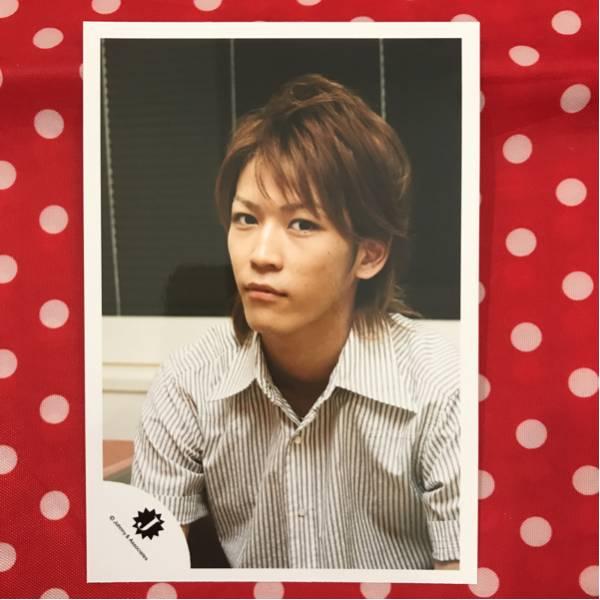 【KAT-TUN】亀梨和也/Jロゴ/公式写真/r