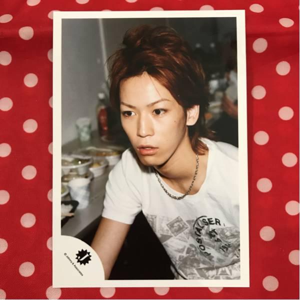 【KAT-TUN】亀梨和也/Jロゴ/公式写真/x