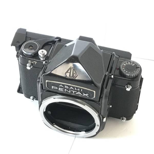 ペンタックス PENTAX 6x7 67 中判カメラ フィルムカメラ