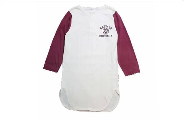 【SMALL】 80's Champion チャンピオン ベースボール Tシャツ USA製 7分袖 ヘンリーネック ビンテージ ヴィンテージ 古着 オールド TM31_画像1