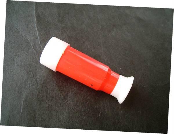 ◆昭和レトロ 駄菓子屋 おもちゃ 望遠鏡 スライドします 香港製 1970年代 JUNK_縮み状態50mm程度