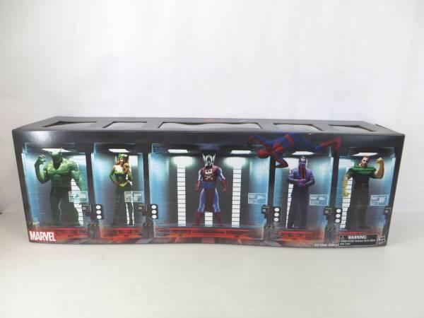 マーベル レジェンド /スパイダーマン&ザ・ラフトコミコン限定 グッズの画像