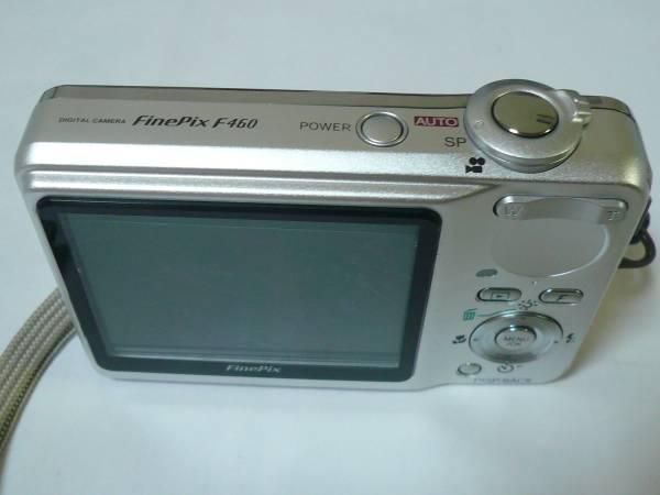 FUJIFILM デジタルカメラ FinePix F460 ☆動作未確認 w7265