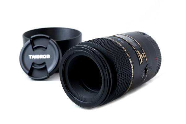 TAMRON タムロン SP AF 90mm F2.8 Di MACRO Canon キャノン用 EFマウント フルサイズ対応 マクロレンズ 接写 等倍マクロ