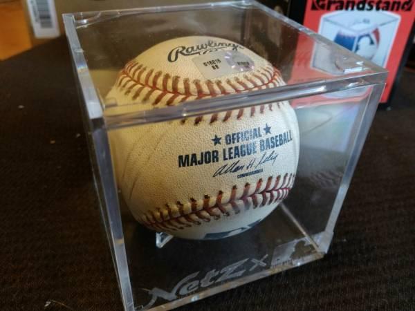 希少 MLBボール ドジャース パイレーツ 2007 グッズの画像