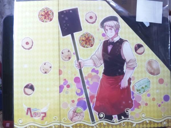 ヘタリア☆アニくじ☆A4ファイルボックス(お菓子柄(等身)②) グッズの画像