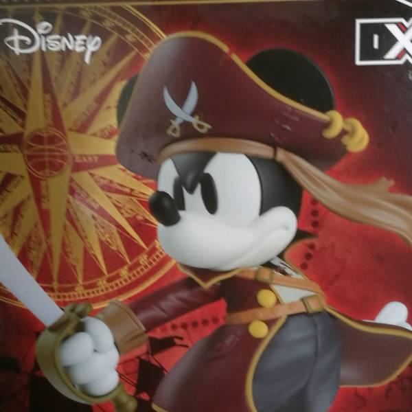 ミッキーマウス フィギュア パイレーツスタイル ディズニーグッズの画像