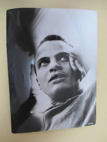 宣伝用写真 ハリー・ベラフォンテ Harry Belafonte