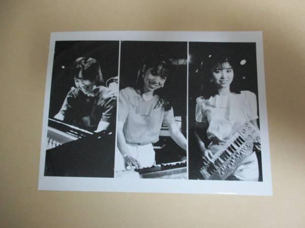 雑誌用写真 コスモス COSMOS - keyboards trio シンセサイザー・バンド