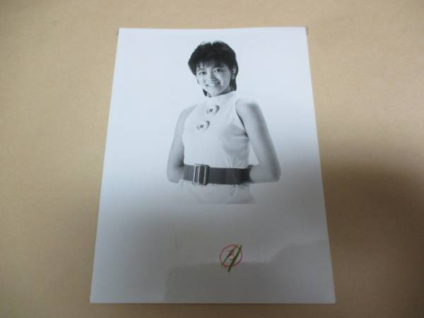 宣伝用写真 奥田圭子 奥田佳子 ホリプロタレントスカウトキャラバン 東宝シンデレラ 80年代アイドル