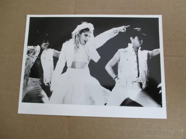 宣伝用写真 マドンナ Madonna ライブグッズの画像