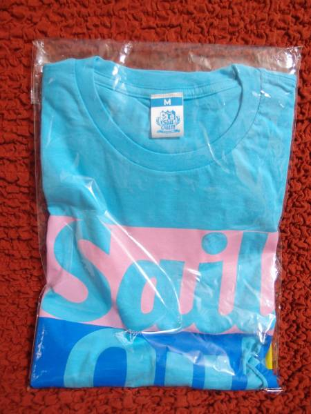 TrySail 1st live Sail Out!!! Tシャツ ブルー Mサイズ 雨宮天 麻倉もも 夏川椎菜