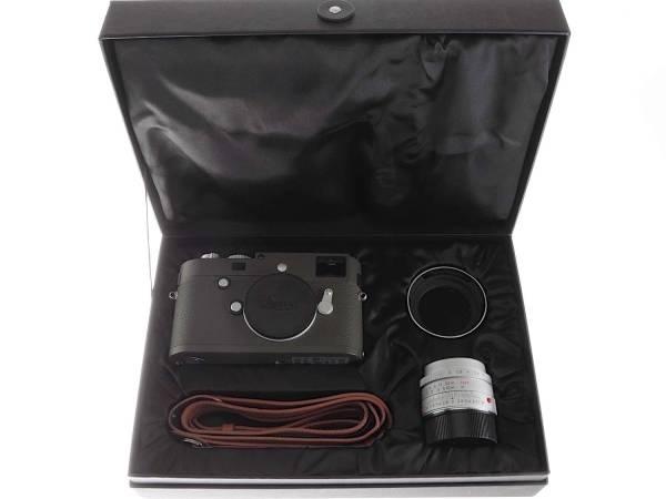 世界限定モデル希少品 ライカ Leica M-P(Typ240) Safari Set M240 サファリ Summicron 35mm F2 ASPH. 手渡し可