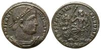 古代ローマ帝国 コンスタンティヌス1世 3,21 g / 19 mm