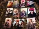 【X JAPAN】hideのブロマイド写真等11枚+トレーデ