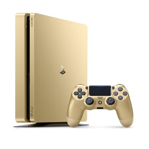 ☆新品未開封 PS4 ゴールド 1TB アメリカで購入☆送料無料!