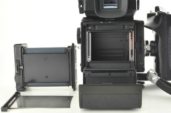 〓良品〓BRONICAブロニカ ETR S AE2 ZENZANON 75mm F2.8 MC #2390_画像2