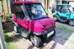電気自動車 小型EV ミニカー登録 家庭用200V DCモーター