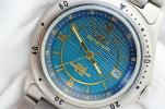 G139★ Charles Vogele シャルルホーゲル ソーラー 紳士メンズ男性 チタン お洒落 腕時計 作動良好 税込