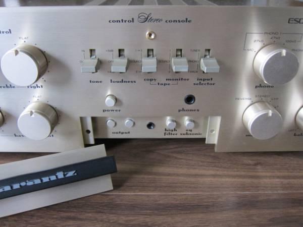 marantz Sc-6 ステレオコントロールアンプ 動作音質良好です