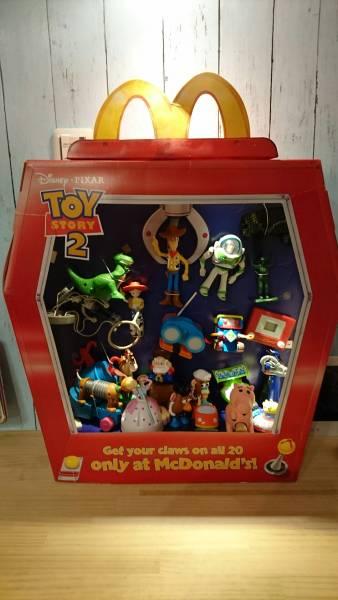トイストーリー Disney pixer TOY STORY 2 USマクドナルド限定 非売品 超希少 米国店舗展示品 used AL's Als_画像2