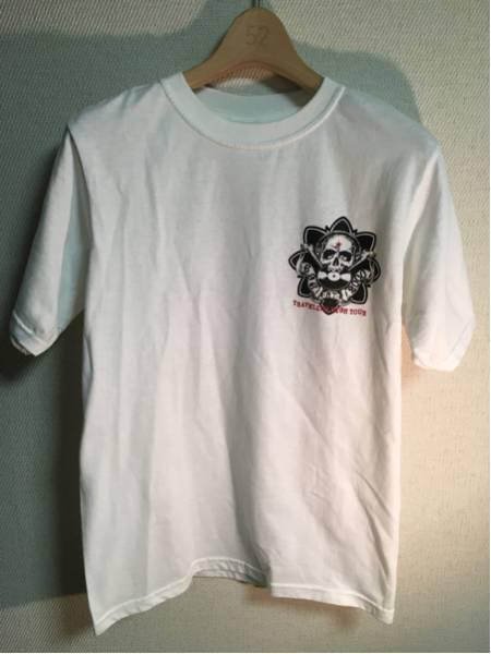 古着 Tシャツ 696 TRAVELLING HIGH TOUR トラベリング ハイ ツアー 中村達也 チバユウスケ 川村かおり LOSALIOS 浅井健一 ロックT バントT