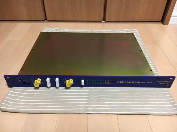 Chandler Limited GERMANIUM PRE AMP マイクプリ 中古美品