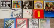 音樂 - THE BEATLES ジョン レノン CD 14タイトル セット  ビートルズ