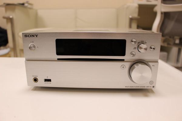 SONY MAP-S1 マルチオーディオ プレーヤー 美品