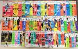 即決☆サッカークリニック Soccer clinic 66冊 2003年-2013年
