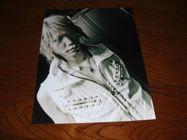 DIR EN GREY DECADEポートレート(Shinya)