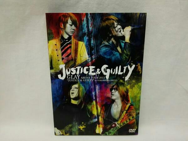 "GLAY ARENA TOUR 2013 ""JUSTICE & GUILTY in YOKOHAMA ARENA ライブグッズの画像"