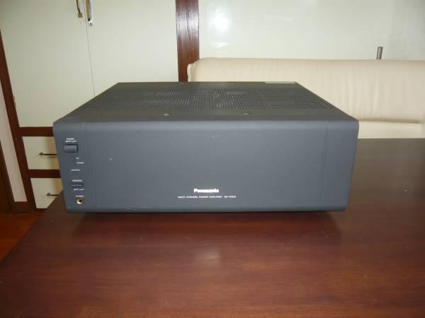 Panasonic Technics SE-TX200 5 1 6ch multi channel power amplifier
