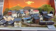 昭和の鉄道模型を作る レイアウト完成品 オリジナルアクリルケース パワーパック 車両付き!