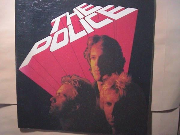 パンフレット The Police ポリス 1981 ツアー パンフ