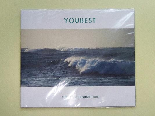 即決! TUBE チューブ パンフレット 新品、未開封「2008年ツアー YOUBEST」164円発送