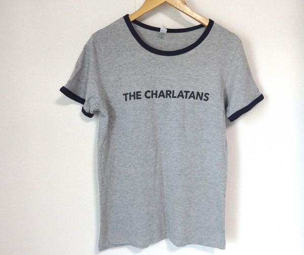 【送料無料】ザ・シャーラタンズ(The Charlatans)TOUR2016Tシャツ/